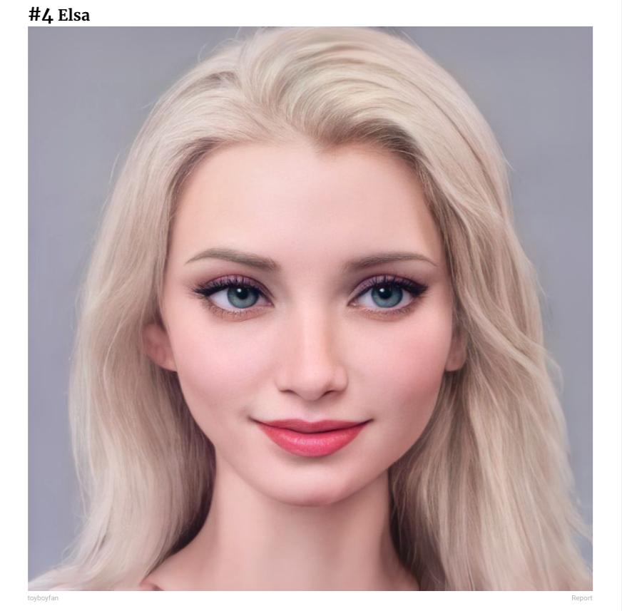 AI でディズニーのキャラを実写化!